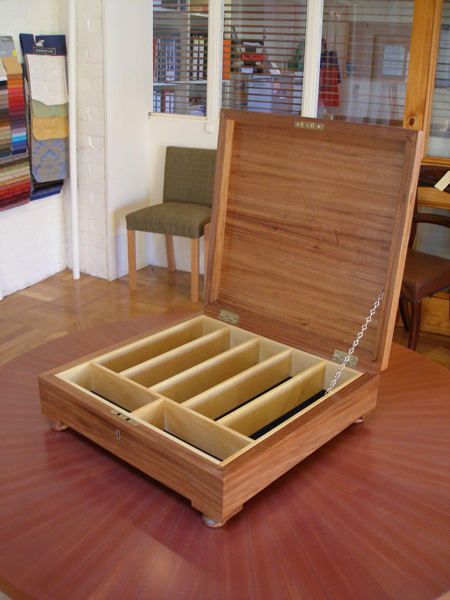 Rex Heathcote Jewelry Box