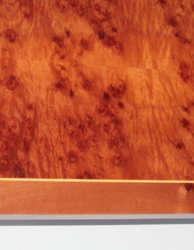 Table Corner top view