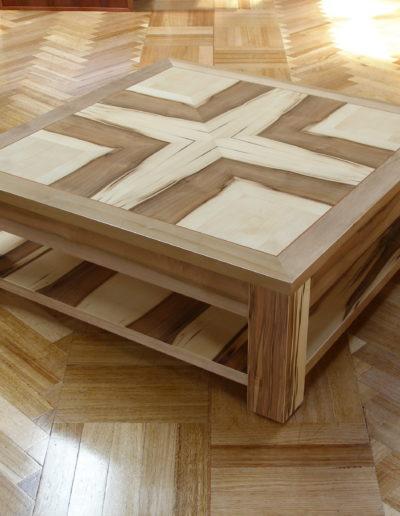Sassafras coffee table