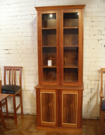 """Blackwood """"Thistle"""" Bookshelves"""