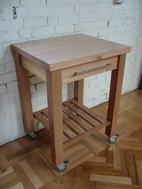 Small kitchen trolley